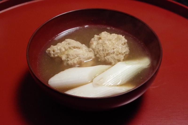 天城軍鶏たたき鍋