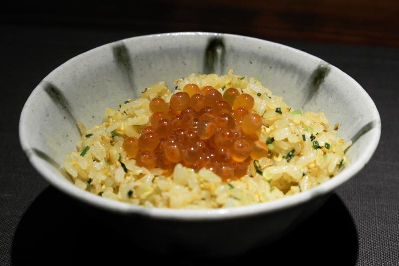 「土鍋ご飯の炒飯」シノワ