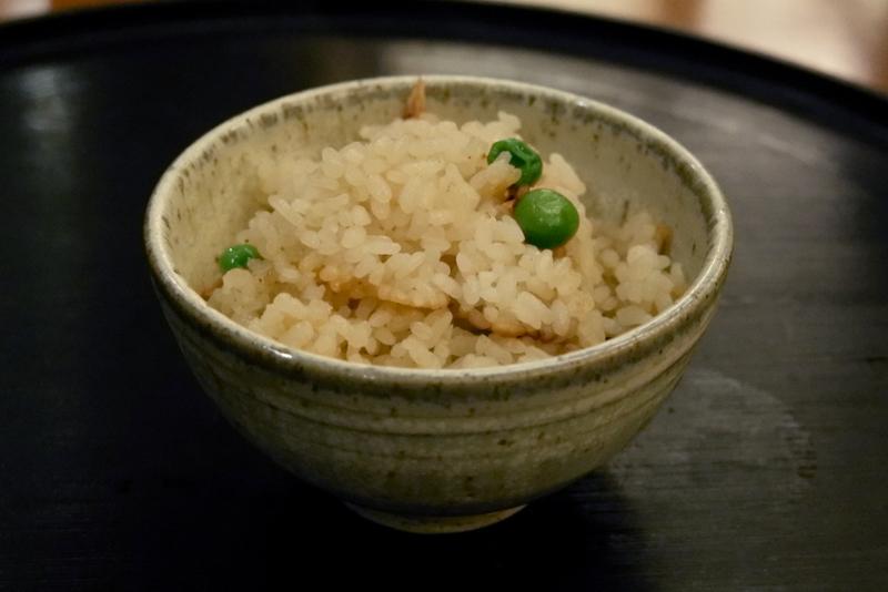 桜海老釜飯