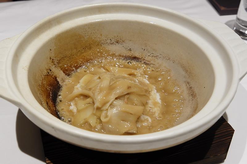 フカヒレ土鍋ご飯