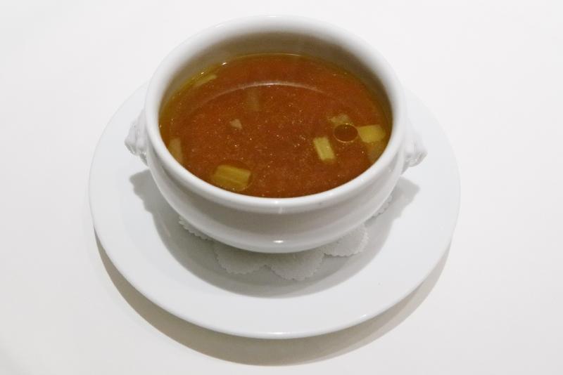 チキンコンソメスープ