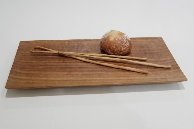 グリッシーニ、丸パン