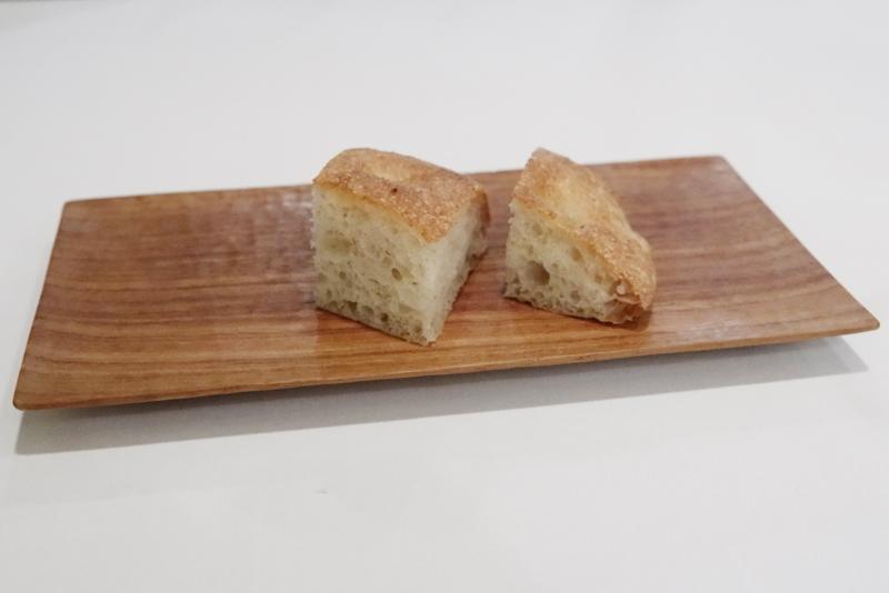 ローズマリーと全粒粉のパン