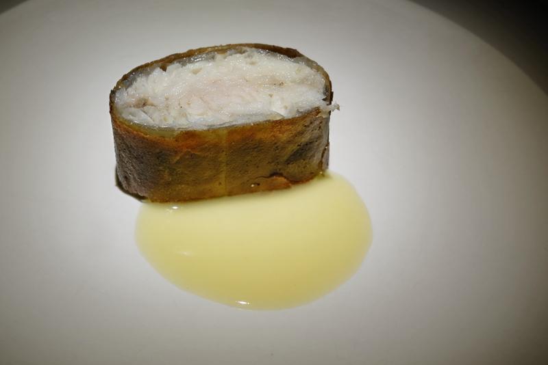 太刀魚のパイ包み焼き
