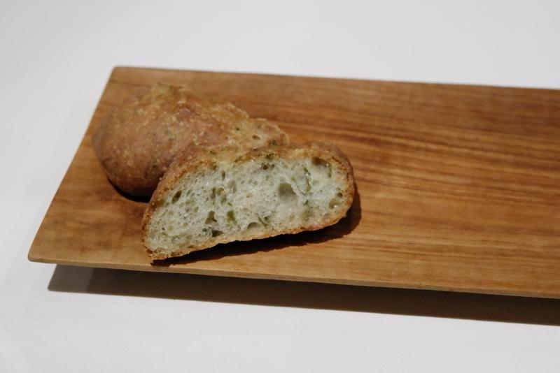 ヨモギのパン