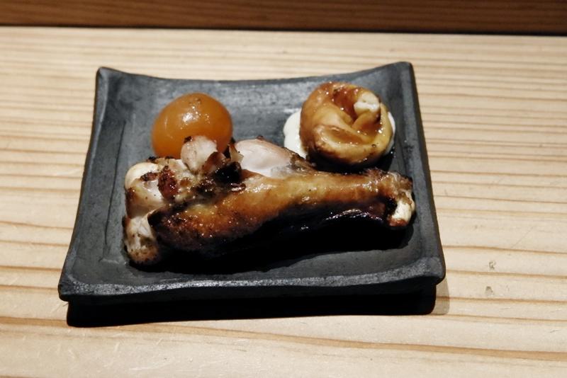 ほろほろ鳥/手羽元、キンカン、スピッチコチーズ