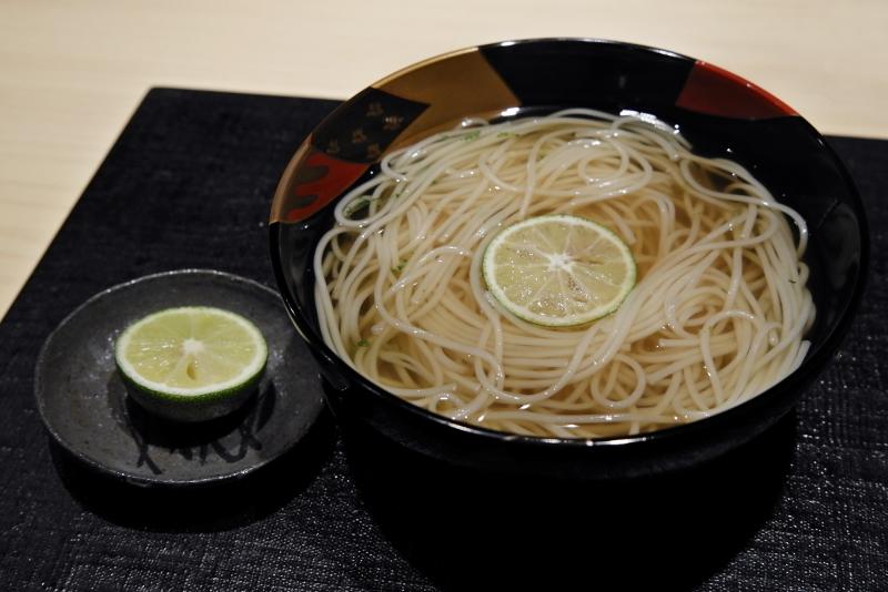 鱧出汁の煮麺