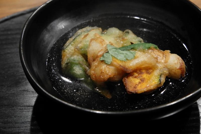 野菜のかき揚げ