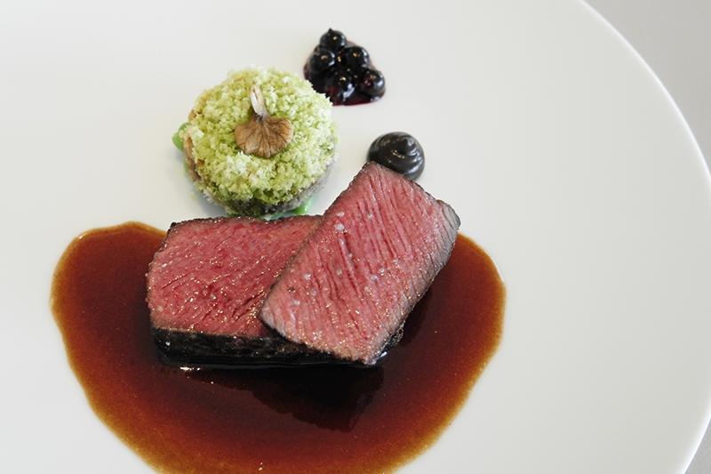 白糠鹿肉、秋田県産クロスグリソース