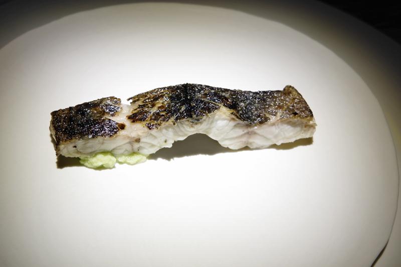 青森県小川原湖天然鰻の炭火焼
