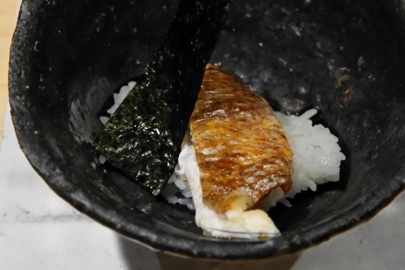 長崎産喉黒飯