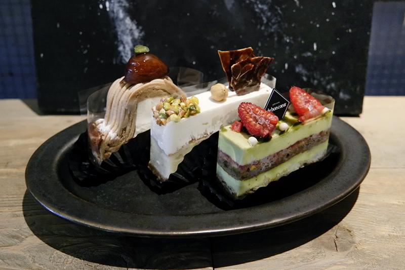 ドゥ・ボン・クーフゥのケーキ