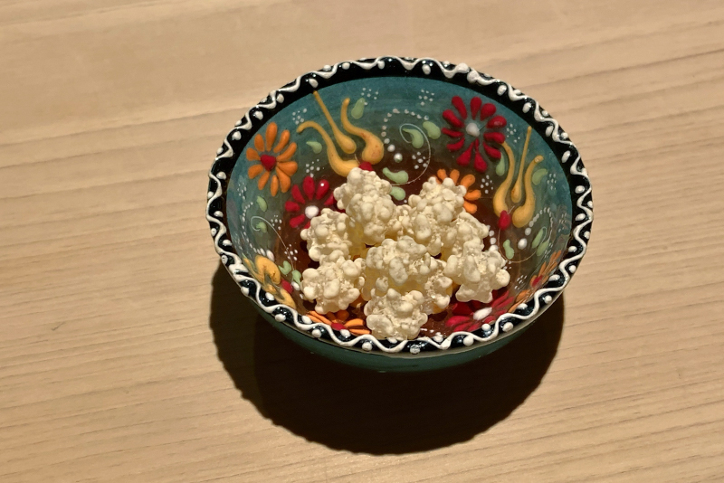 生姜の金平糖
