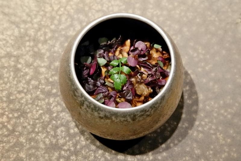 天然鰻 菊芋