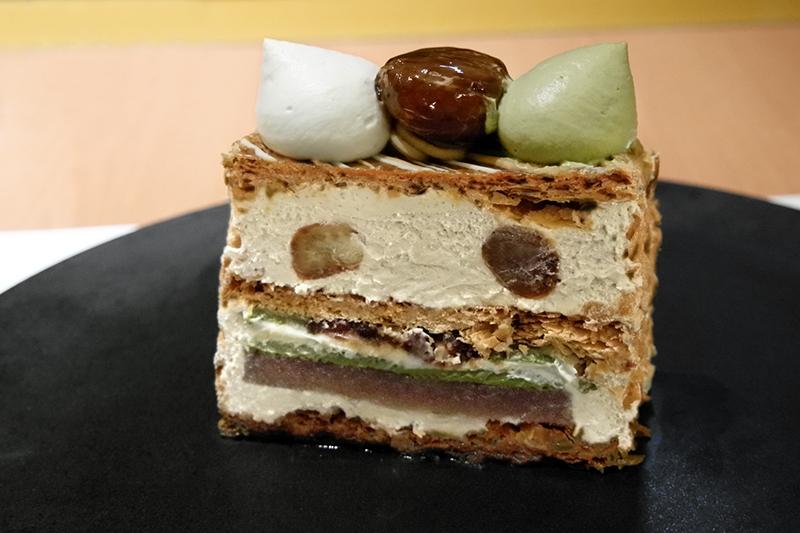 新edo抹茶マロンミルフィーユ